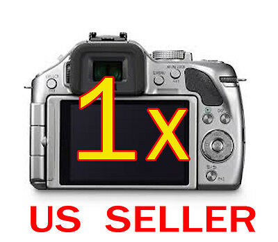 1x Clear LCD Screen Protector Guard Film For Panasonic Lumix DMC-G5