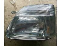 Vauxhall Agila N/S Headlight (2001)
