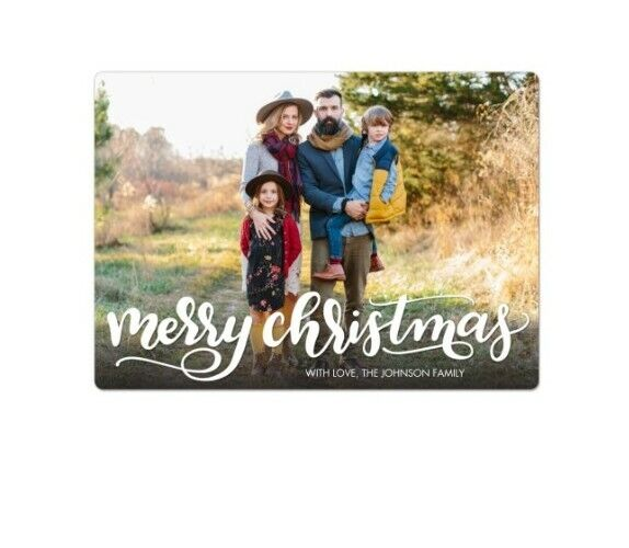 Family Photos wallet Sized high quility plastic credit card sized family picture