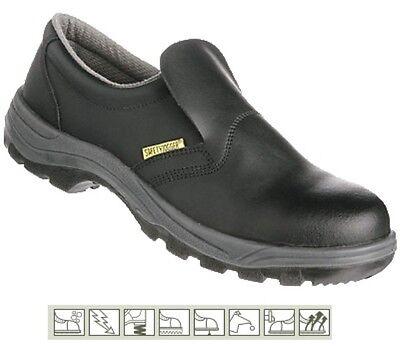 Schuhe Kleidung Bekleidung (Sicherheitsschuhe Arbeitsschuhe Berufsbekleidung Berufskleidung Schuhe S3 Neu)