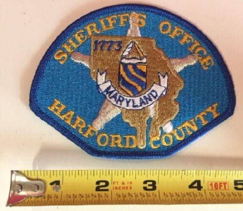 HARFORD COUNTY, MD  Sheriff