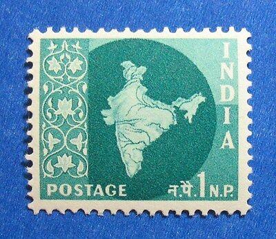 1957 INDIA 1NP SCOTT# 275 S.G.# 375 UNUSED NH      CS11608