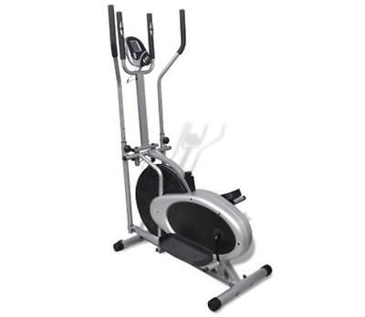 Cardio Machine Elliptical Trainer Exercise Bike Gym Workout Fitness Training New