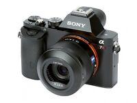 Sony 7R body only