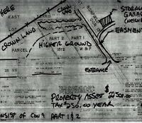 Vacant Land! 1 Acre 10 min from North Bay!