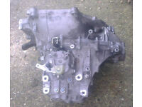 Honda Civic 1.4 Manual Gearbox (SPLM Code) (2010)