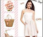 Jessica Simpson Dresses Linen