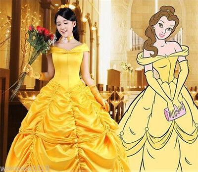 - Womens Belle Kostüme