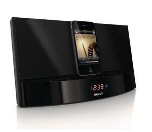 philips ad752 05 bluetooth docking station audio speaker. Black Bedroom Furniture Sets. Home Design Ideas