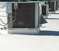 COMMERCIAL HVAC ROOFTOP, REFRIGERATION SERVICES PETERBOROUGH