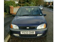 Ford Fiesta for Spares or Repairs