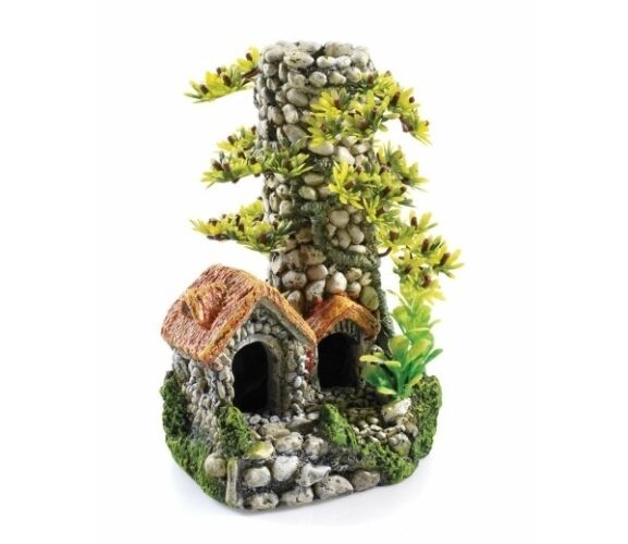 Classic Cobbled chimney ornament biorb 30l fish tanks 15cm Aquarium
