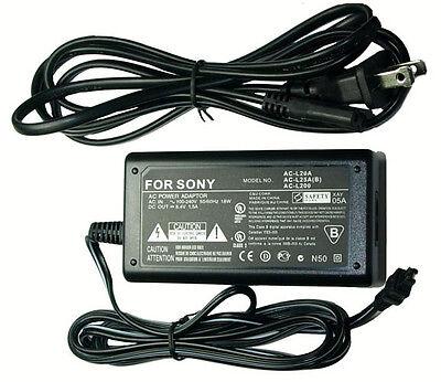 Ac Adapter For Sony Dcr-sx63e/s Dcr-sx83 Dcr-sx83e