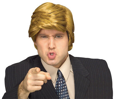 Donald Trump Wig for Halloween Costume