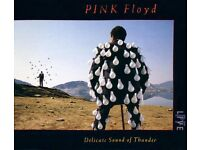PINK FLOYD - DELICATE SOUND OF THUNDER 2-CD ; New & Sealed