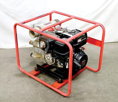 Multiquip Qp-3th - 396 Gpm 3 8 Hp Gas Powered Trash Pump