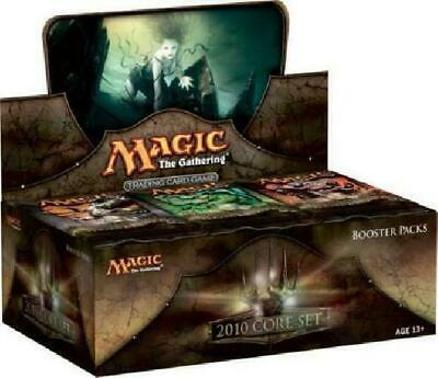 MTG - Factory sealed English language Magic 2010 booster box for sale  Shipping to India