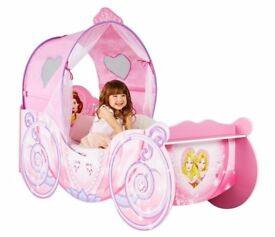 NEW Disney Princess Carriage Toddler Bed by HelloHome