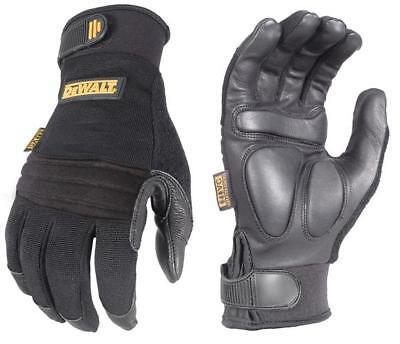 DeWalt Work Gloves Vibration Reducing DPG250 Large