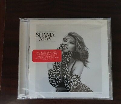 Shania Twain   Now  Cd New