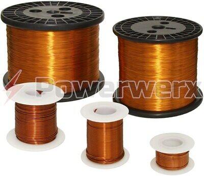 Powerwerx 40 Ft Spool 14 Gauge Awg Magnet Wire