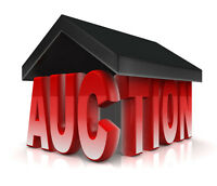 Party Rental Equipment Auction