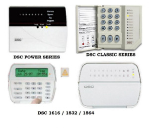 Security Alarm CCTV Access Control Fire System Home Automation D