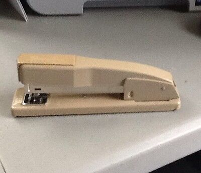 Vintage Swingline 94-02 Stapler Beige Ecru Office Supplies Standard Staples Test