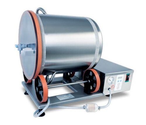 """Pro-Cut KMV-25 Vacuum Tumbler Electric 55 Lb. Capacity 17.5"""" Dia."""