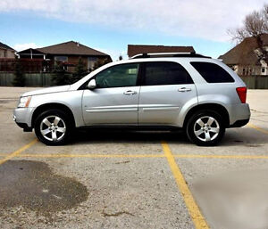 2006 Pontiac Torrent AWD SUV Heated Leather Remote Start Low Kms