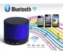 Portable Mini Bluetooth Wireless AUX TF Stereo Music Speaker HiFi East Perth Perth City Preview