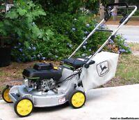 WANTED JOHN DEERE 14SE Lawnmower