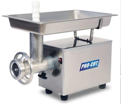 Pro-cut Kg-12-fs Meat Grinder Electric 12 Hub 34 Hp Motor