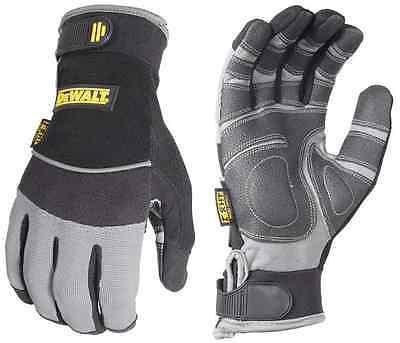 DeWalt DPG210 L Heavy Utility PVC Padded Palm Work Gloves Large