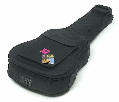 Pure Tone Deluxe 10mm Padded Acoustic Guitar Gigbag Case