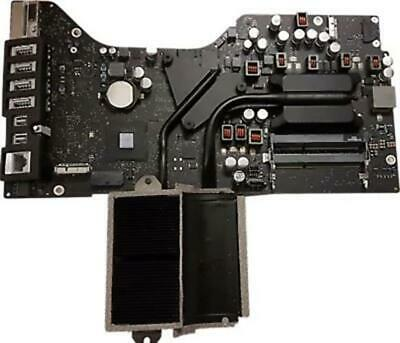 "iMac 21.5"" A1418 Logic Board 820-3302-A + SSD Fusion Slot Late 2012 + i5 2.7Ghz"