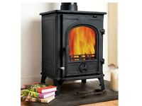 Stove. 8kw. Multifuel. £285. NEW