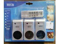 Remote control socket set