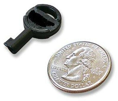 NON METALLIC HANDCUFF KEY Best hide-out handcuff key  Constructed of a composite