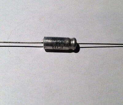 SPRAGUE 6uF 100vdc 85c Capacitor