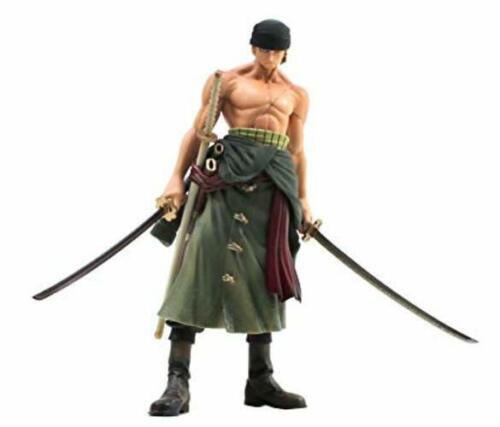 Banpresto 48371 One Piece Master Stars Roronoa Zoro 10' Acti