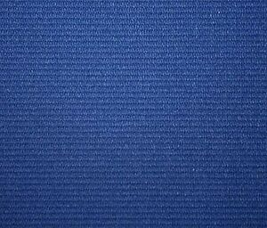 New navy corduroy polyester knit fabric 1.9 m x 62 in (158 cm)