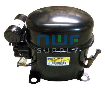 True 874532 Condensing Unit Replacement Refrigeration Compressor 12 Hp R-134a