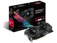 Asus Strix RX 470 4GB Graphics Card