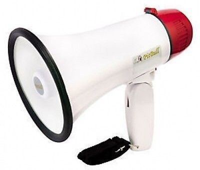 Mini Hand Held Megaphone Voice Amplifier Loud Speaker Bullhorn Loudspeaker](Megaphone Mini)