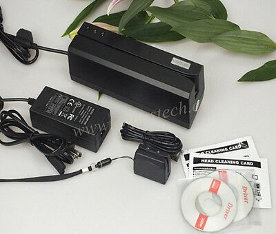 Msre206 Hico Magnetic Stripe Card Writermini300 Reader Bundle Encoder Collector