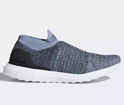 Used, New ADIDAS ULTRABOOST Laceless Parley Shoes Men's CM8271 US Size 11 for sale  Shipping to India