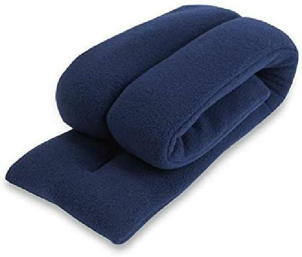"""Microwavable Neck Heating Wrap, Extra Long, 25""""X5"""", Heat The"""