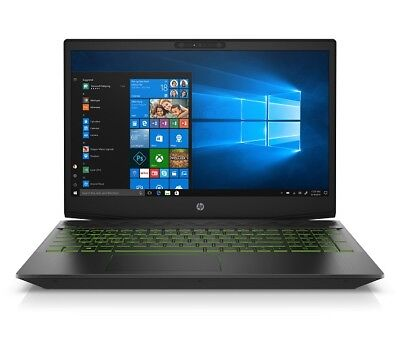 "HP 15-cx0058wm Gaming Laptop, 15.6"" FHD Display, Intel i5-8300H 2.3GHz CPU,"