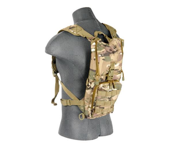 Lancer Tactical 2.5L Hydration Pack Backpack Bladder Storage
